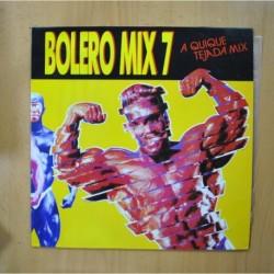 VARIOS - BOLERO MIX 7 - LP