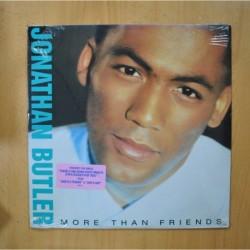 JONATHAN BUTLER - MORE THAN FRIENDS - LP