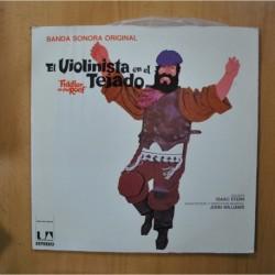 ISAAC STERN / JOHN WILLIAMS - EL VIOLINISTA EN EL TEJADO - GATEFOLD - 2 LP