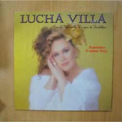 LUCHA VILLA - AMAME COMO SOY - LP