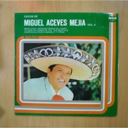 MIGUEL ACEVES MEJIA - EXITOS DE MIGUEL ACEVES MEJIA VOL II - LP