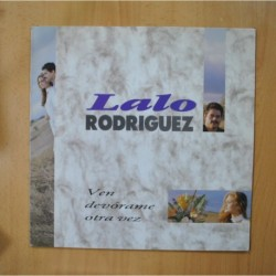 LALO RODRIGUEZ - VEN DEVORAME OTRA VEZ - LP