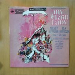 AUDREY HEPBURN / REX HARRISON - MY FAIR LADY - GATEFOLD - LP
