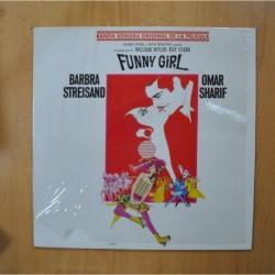BARBRA STREISAND / OMAR SHARIF - FUNNY GIRL - LP