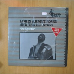 LOUIS ARMSTRONG AND THE ALL STARS - OLD FAVORITES - LP