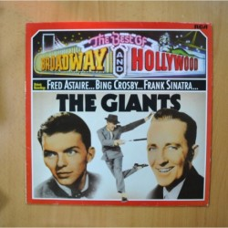 FRED ASTAIRE / BING CROSBY / FRANK SINATRA - THE GIANTS - LP