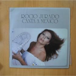ROCIO JURADO - CANTA A MEXICO - LP