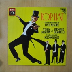 FRED ASTAIRE - TOP HAT - LP