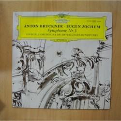 ANTON BRUCKNER / EUGEN JOCHUM - SYMPHONIE NR 3 - LP
