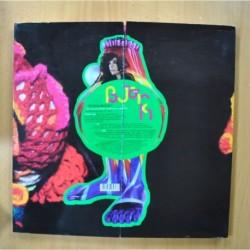BJORK - INNOCENCE - SIN CD NI DVD - 2 X 12 PULGADAS