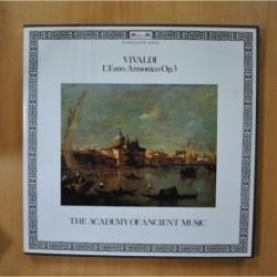 VIVALDI - L ´ESTRO ARMONICO OP 3 - BOX 2 LP