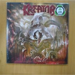 KREATOR - GODS OF VIOLENCE - GATEFOLD - 2 LP