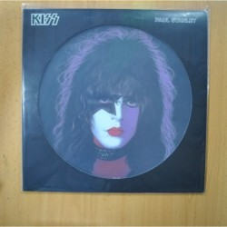 KISS - PAUL STANLEY - LP