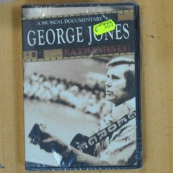 GEORGE JONES - A MUSICAL DOCUMENTARY BLACK MOUNTAIN RAG - DVD