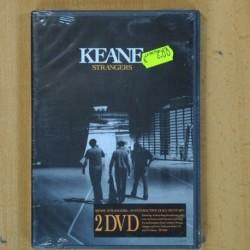 KEANE - STRANGERS - 2 DVD