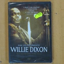 WILLIE DIXON - WANG DANG DOODLE - DVD