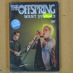 THE OFFSPRING - WANT YOU BAD - DVD