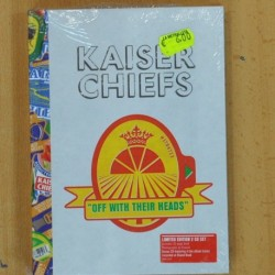 KAISER CHIEFS - OFF WITH THEIR HEADS - DVD
