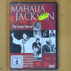 MAHALIA JACKSON - THE GOSPEL QUEEN - DVD