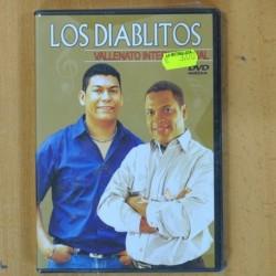 LOS DIABLITOS - VALLENATO INTERNACIONAL - DVD