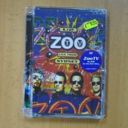 U2 - ZOO TV LIVE FROM SYDNEY - DVD