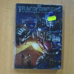 TRANSFORMERS LA VENGANZA DE LOS CAIDOS - DVD