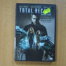 TOTAL RECALL - DVD