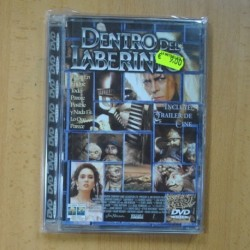 DENTRO DEL LABERINTO - DVD