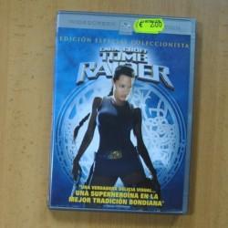 LARA CROFT TOMB RAIDER - DVD