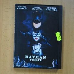 BATMAN VUELVE - DVD