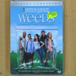 WEEDS - PRIMERA TEMPORADA - DVD