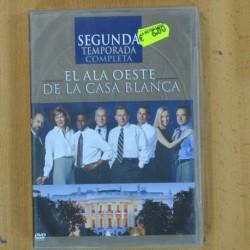 EL ALA OESTE DE LA CASA BLANCA - SEGUNDA TEMPORADA - DVD