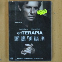 ENTERAPIA - PRIMERA TEMPORADA - DVD