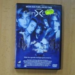 GEN X COPS - DVD