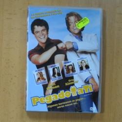 PEGADO A TI - DVD