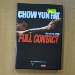 FULL CONTACT - DVD