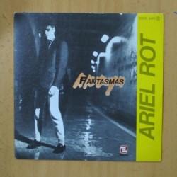 ARIEL ROT - FANTASMAS - PROMO - SINGLE