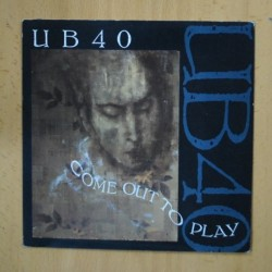 UB40 - COME OUT TO PLAY - SINGLE