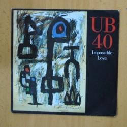 UB40 - IMPOSSIBLE LOVE - SINGLE