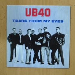 UB40 - TEARS FROM MY EYES - SINGLE