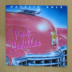 NATALIE COLE - PINK CADILLAC - SINGLE