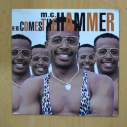 MC HAMMER - HERE COME THE HAMMER - SINGLE