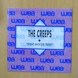 THE CREEPS - RIGHT BACK ON TRACK - SINGLE