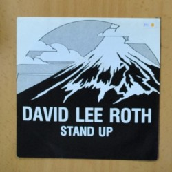 DAVID LEE ROTH - STAND UP - SINGLE