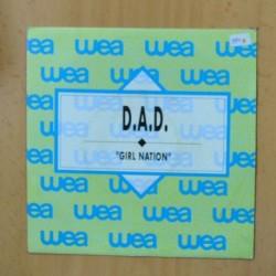 D.A.D. - GIRL NATION - SINGLE