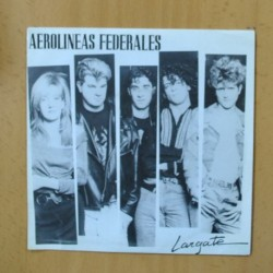 AEROLINEAS FEDERALES - LARGATE - SINGLE