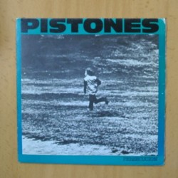 PISTONES - PERSECUCION - PROMO - SINGLE