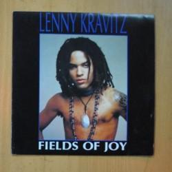 LENNY KRAVITZ - FIELDS OF JOY - SINGLE
