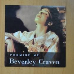 BERVELEY KRAVEN - PROMISE - SINGLE