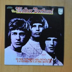 MANFRED MANN´S EARTH BAND - THE ROARING SILENCE - LP